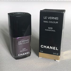 """CHANEL """"Paradoxal"""" nail polish"""